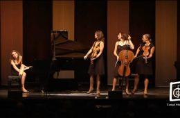 musica classica competitive foursome