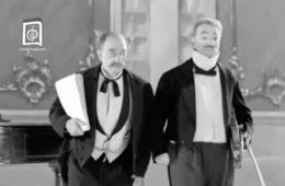 Charlie Chaplin e Buster Keaton